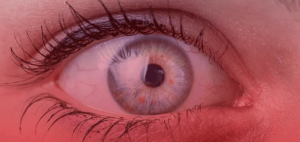 Can infrared light hurt your eyes